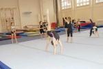 Будни гимнастов