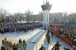 Память о героях Сталинграда
